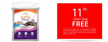 11th Intersand litter bag free